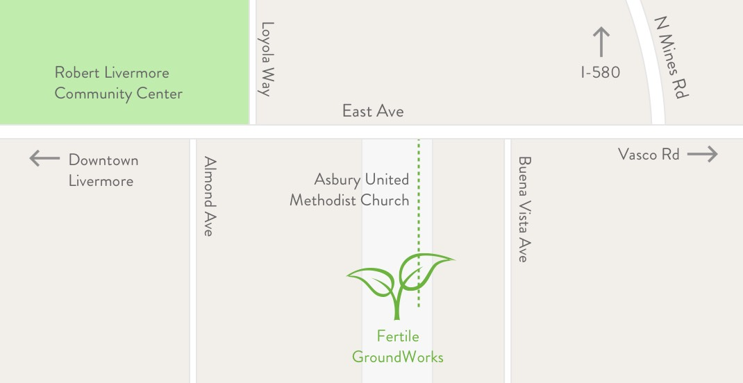 Fertile GroundWorks Location