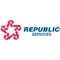 Republic Services donated 50 cubic yards of organic compost to the garden